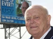 Evert Runhart (79), clubman van USV, overleden
