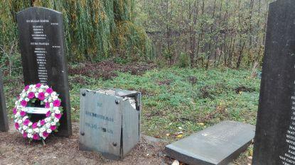 Monument voor gesneuvelde zeelieden gestolen