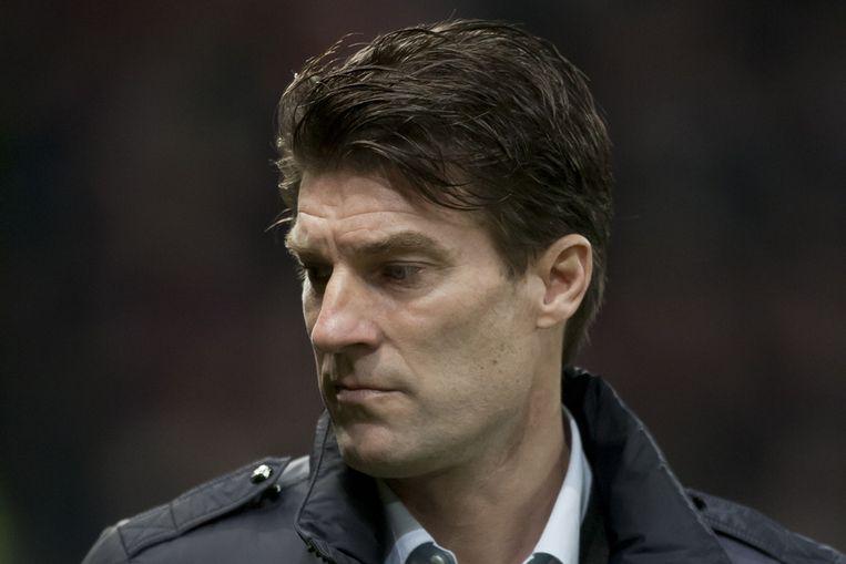 Swansea-coach Michael Laudrup.