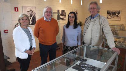 Expo over Raf Van den Abeele en vijftig jaar Heemkring Scheldeveld