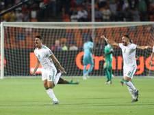 LIVE | Bounedjah zet Algerije razendsnel op voorsprong