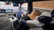 Je autostoel omtoveren tot een bed? Eind dit jaar kan het in BMW X7