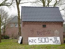 Actiegroep protesteert opnieuw tegen azc in Heesch