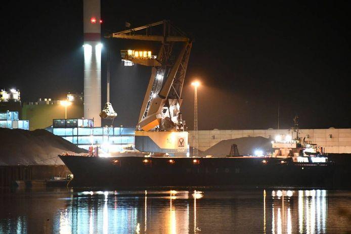 De Wilson Borg in de Kaloothaven in Vlissingen-Oost.