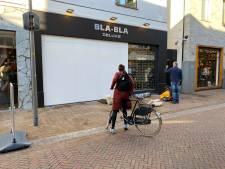 Wisten de daders van de brutale ramkraak in Apeldoorn van de aanstaande antirampaal?