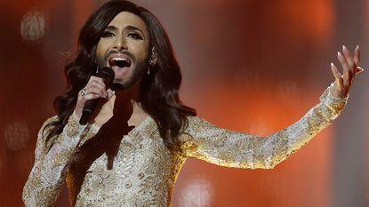 'Vrouw met de baard' als laatste naar Eurosong-finale