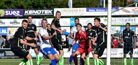 Berkum doet uitstekende zaken, teleurstellende middag voor HHC, Staphorst en DVS'33, Flevo Boys fier aan kop in de Hoofdklasse