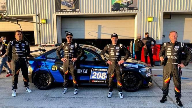 PK Carsport enige volledig Belgische team in 24 uur van Dubai