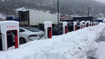 Wat België kan leren van de elektrische autogolf in Noorwegen