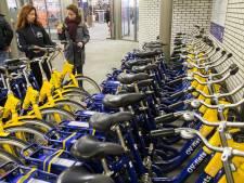 Extra ov-fietsen beschikbaar tijdens werkzaamheden Amsterdam