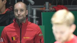 """Ontgoocheling troef bij Belgische Davis Cup-ploeg: """"Kansen gehad om beter te doen"""""""