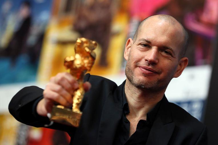 Nadav Lapid won de Gouden Beer voor 'beste film'.