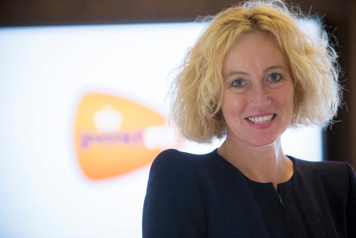 Ceo Herna Verhagen van PostNL is één van de weinige vrouwelijke topbestuurders. Haar bedrijf scoort overigens dit jaar minder in de ranglijst.