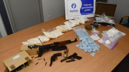 Gevangenisstraffen tot 8 jaar voor drugdealers die over heel België leverden