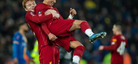 Engelse kranten over zege piepjong Liverpool: 'No Jürgen, no problem'