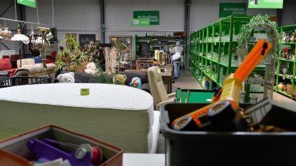 Kringloopwinkel vanaf dinsdag 12 mei weer open