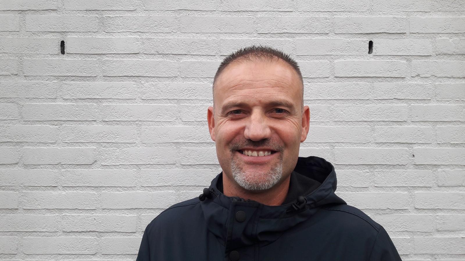 Supporter René van Balsfoort van FC Den Bosch, beter bekend als PieDie. Hij ziet de komst van Jordania als een zegen.