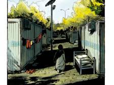 Aimee de Jongh verstript het leven in een vluchtelingenkamp