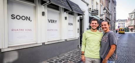 """Quatre Mains wordt Quatre Vins: """"Je kan nog steeds gerechtjes delen, maar we doen niet klakkeloos hetzelfde"""""""