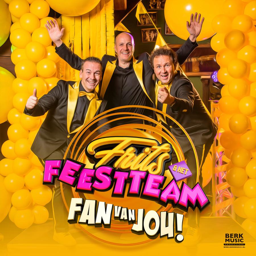 Jumbo-topman Frits van Eerd en het Feestteam brengen het carnavalsnummer Fan van jou! uit.