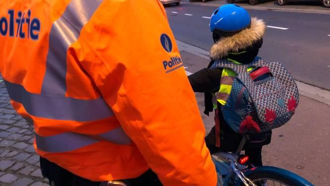 Mooi resultaat: 47 fietsers in orde met verlichting tijdens specifieke controle