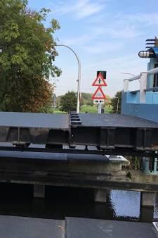 Vaarverkeer kan Kerkpolderbrug weer passeren