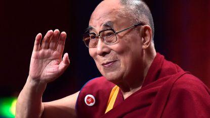 Jubileum dalai lama gaat geruisloos voorbij