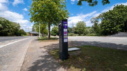Tijdelijke buurtparking biedt parkeerders aan Sporting veilig alternatief