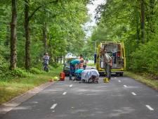 Vrouw valt van paard bij Doorwerth en raakt gewond