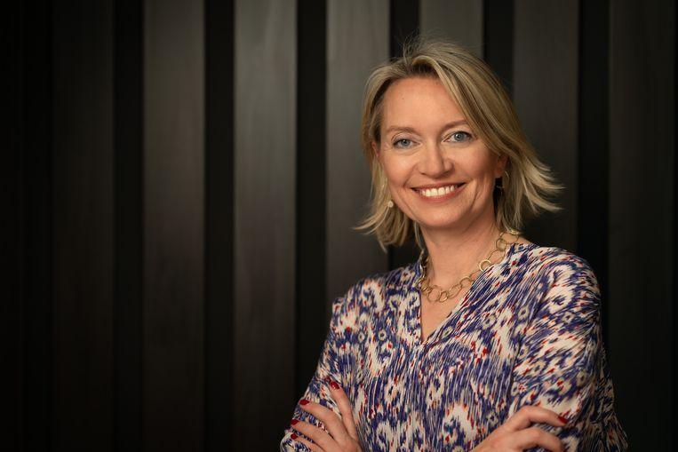 Advocate Claudia Van de Velde van het Antwerpse kantoor Desdalex.