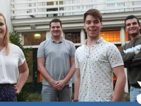 Jongerenraad Roosendaal op achtste verjaardag in het nieuw