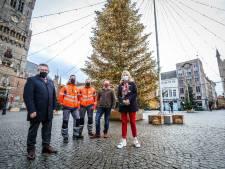 Geen toerist die het ziet, maar Brugge verandert dit jaar in een 'kerststad'