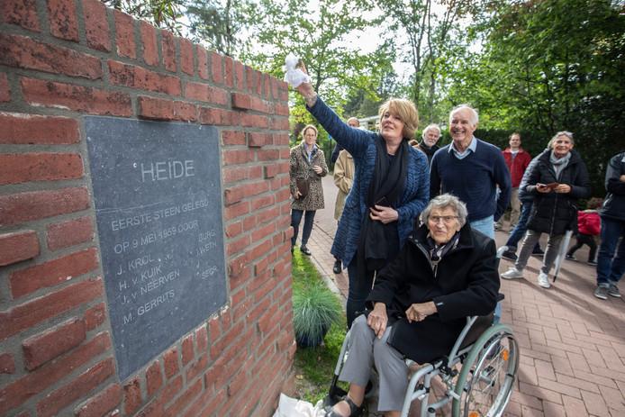 In Mierlo werd donderdag Heidepark heropend.