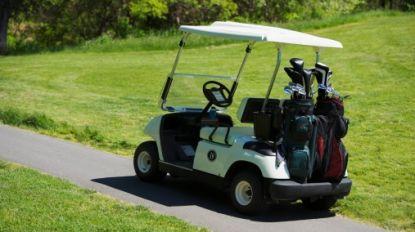 Twee golfers verdronken na ongeval met golfkarretje in Thailand