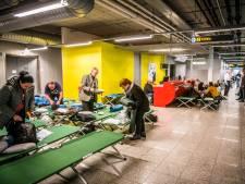 Gestrande reizigers Eindhoven Airport alsnog vertrokken