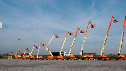 TVH Equipment neemt Padix over