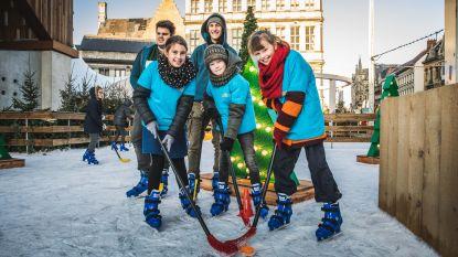 """Kinderambassadeurs zetten gezinsvriendelijke Kinderfeesten in de kijker: """"Magisch kerstdoolhof in Sint-Niklaaskerk"""""""