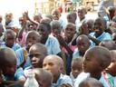 De kinderen uit Mukelenzu.
