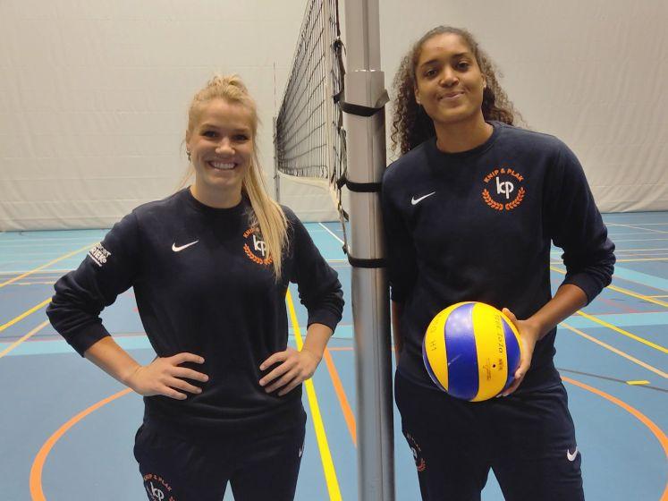 'Knip en Plak': oud-volleybalinternationals werken samen