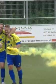 #HéScheids: Vuurwerk bij reserves en schitterende doelpunten in finales