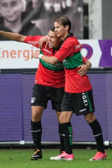 NEC begint met overwinning, nederlaag voor Eagles