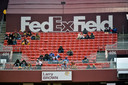 Hoofdsponsor FedEx.