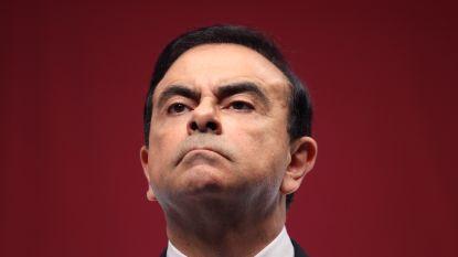 """""""Frankrijk dringt aan op vertrek baas Renault"""""""