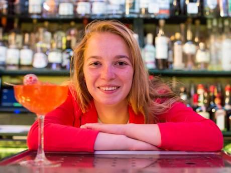 Zutphense Zoë maakt naam in cocktailwereld