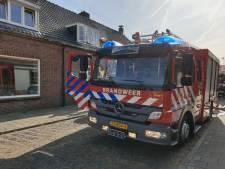Brandweer in Hengelo rukt uit voor brand in badkamer