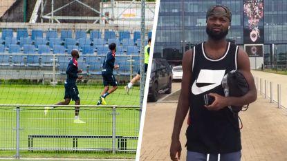Lamkel Zé in de bekerfinale? Kameroener weer bij Antwerpse A-kern gehaald