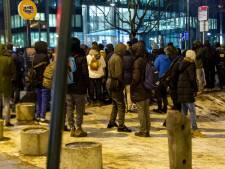 Chassés de la gare du Nord, les migrants sont de retour au parc Maximilien