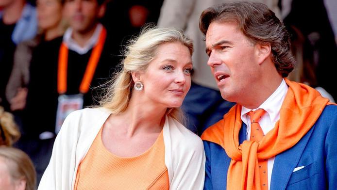 Tessa Rolink en Camiel Eurlings