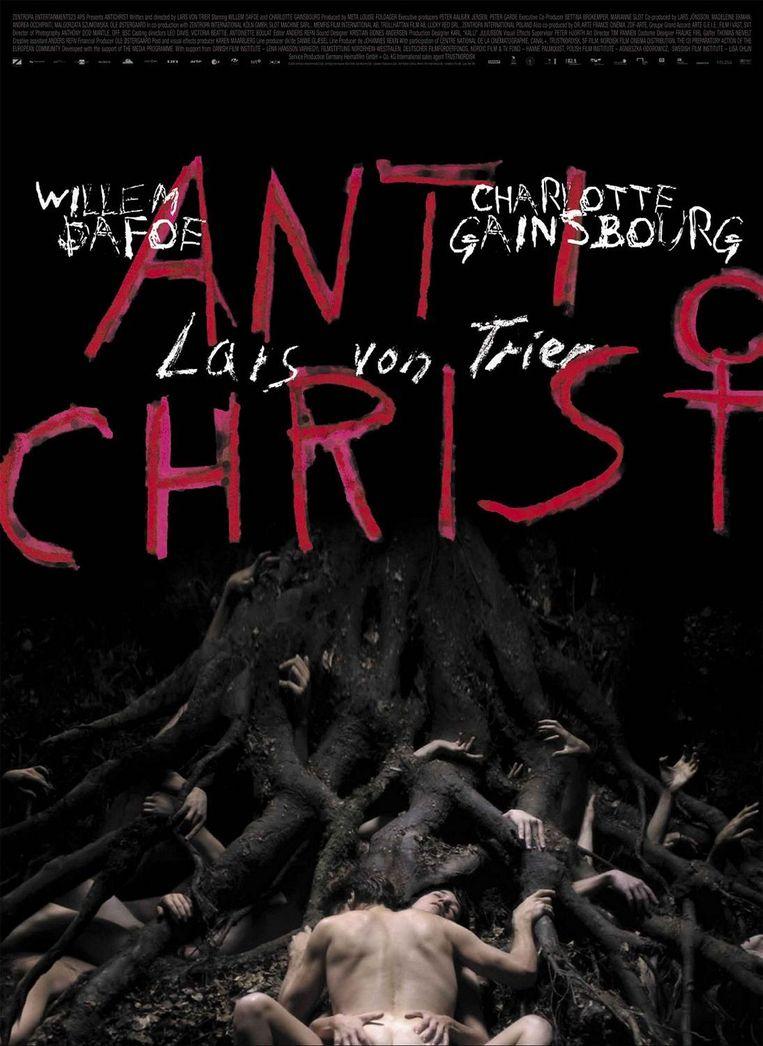 null Beeld filmposter antichrist