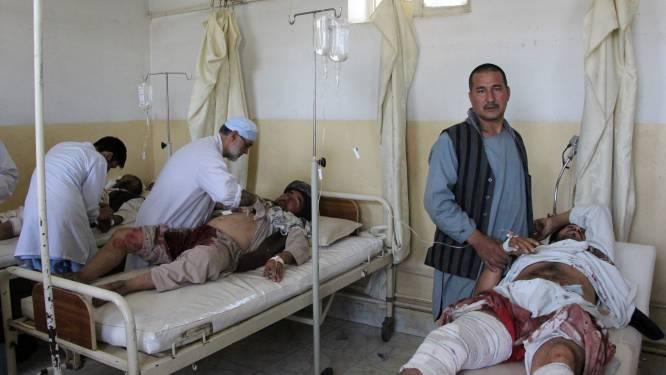 Minstens acht doden bij aanslag met bommoto op markt in Afghanistan
